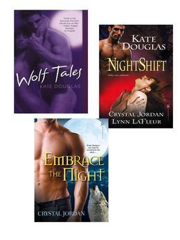 Nightshift Bundle with Wolf Tales & Embrace The Night