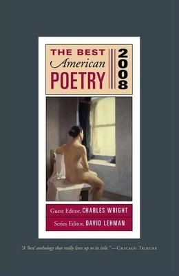 The Best American Poetry 2008