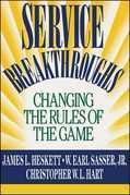 Service Breakthroughs