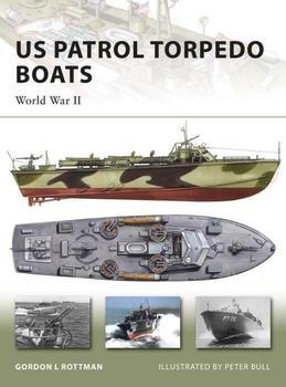 Us Patrol Torpedo Boats: World War II