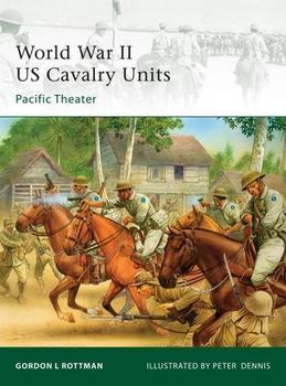 World War II Us Cavalry Units: Pacific Theater
