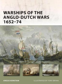 Warships of the Anglo-Dutch Wars 1652/74