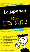 Le Japonais - Guide de conversation Pour les Nuls