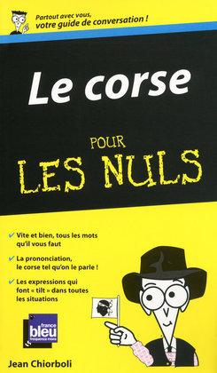 Le Corse - Guide de conversation Pour les Nuls