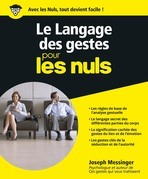 Le Langage des gestes Pour les Nuls