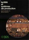 Fertilité et systèmes de production