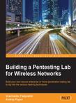 Building a Pentesting Lab for Wireless Networks