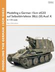 Modelling a German 15cm sIG33 auf Selbstfahrlafette 38(t) (Sf) Ausf.K