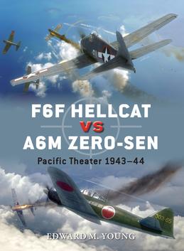 F6F Hellcat vs A6M Zero-sen