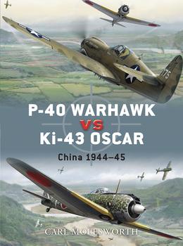 P-40 Warhawk vs Ki-43 Oscar