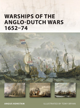 Warships of the Anglo-Dutch Wars 1652Â?74
