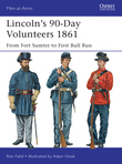 LincolnÂ?s 90-Day Volunteers 1861