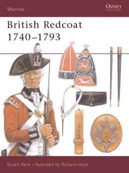 British Redcoat 1740Â?93