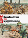 British Infantryman vs German Infantryman