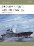 US Navy Aircraft Carriers 1922Â?45
