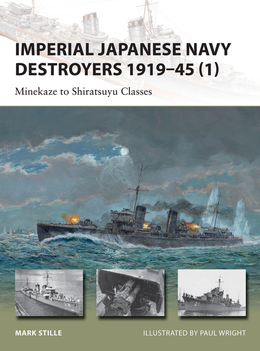 Imperial Japanese Navy Destroyers 1919Â?45 (1)