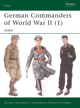 German Commanders of World War II (1)