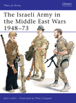 The Israeli Army in the Middle East Wars 1948Â?73