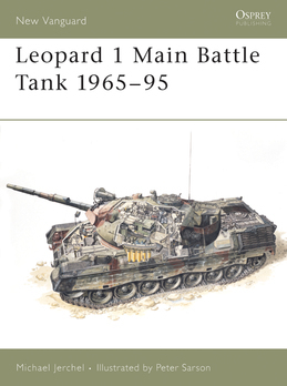 Leopard 1 Main Battle Tank 1965Â?95