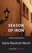 Season of Iron: A Rebecca Temple Mystery
