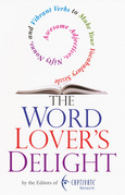 The Word Lover's Delight: