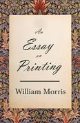 An Essay on Printing