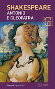 Antonio e Cleopatra. Con testo a fronte