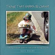 Things That Happen By Chance