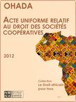 OHADA - Sociétés coopératives