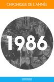 Chronique de l'année 1986