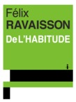De l'habitude