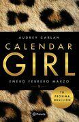 Calendar Girl Enero, febrero y marzo