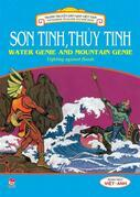 Truyen tranh dan gian Viet Nam - Son Tinh Thuy Tinh