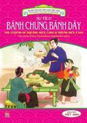 Truyen tranh dan gian Viet Nam - Su tich banh chung banh day