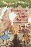 Magic Tree House #24: Earthquake in the Early Morning
