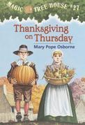 Magic Tree House #27: Thanksgiving on Thursday
