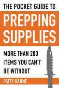 The Pocket Guide to Prepping Supplies