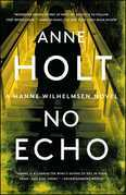 No Echo: Hanne Wilhelmsen Book Six