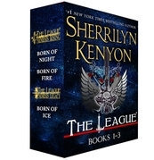 The League: Nemesis Rising, Books 1-3