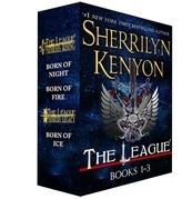 The League: Nemesis Rising, Books 1-3