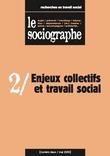 le Sociographe n°2 : Enjeux collectifs et travail social