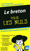 Le breton - Guide de conversation Pour les Nuls