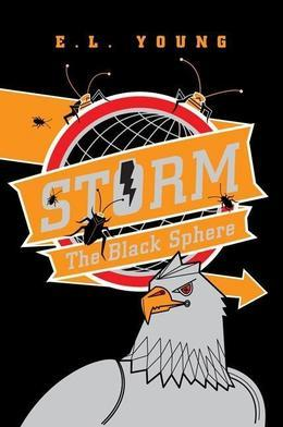 STORM:  The Black Sphere: The Black Sphere
