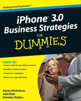 iPhone 3.0 Business Strategies for Dummies