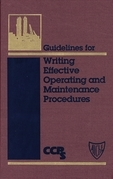 Guidelines for Writing Effective Operating and Maintenance Procedures