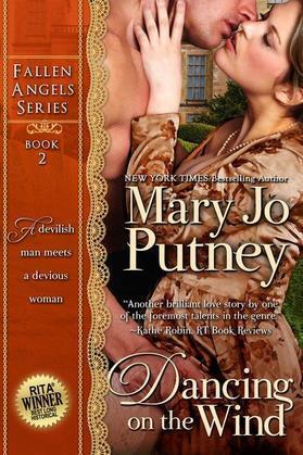 Dancing on the Wind (Fallen Angels Series, Book 2)