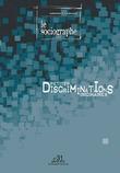 le Sociographe n°31 : Petites discriminations de l'ordinaire