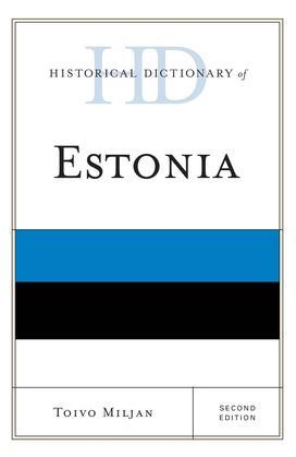 Historical Dictionary of Estonia