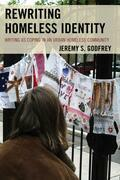 Rewriting Homeless Identity: Writing as Coping in an Urban Homeless Community