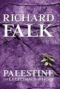 Palestine: The Legitimacy of Hope
